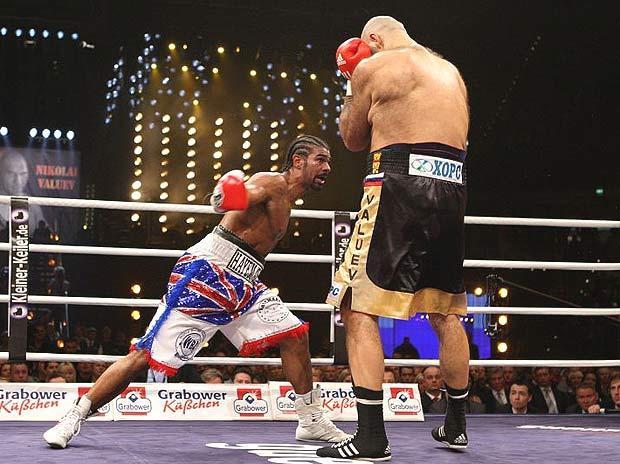 ムエタイの構え方:ボクシングの足幅